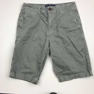 American Eagle Outfitters Men's Shorts Size 31 Gra